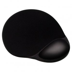 TAPETE  ACTECK MOUSE PAD GEL AC-GL009 NEGRO ACER-007 MG-1000 - TiendaClic.mx