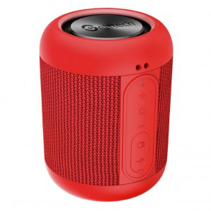 BOCINA GETTTECH LOUD BT 4.2/ MICROSD RED (GAL-31502R) - TiendaClic.mx