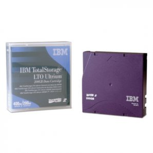 CARTUCHO DATOS IBM ULTRIUM LTO2 200GB - TiendaClic.mx