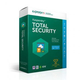 KASPERSKY TOTAL SECURITY- 3 USERS+1 USER - 1 AÑO - TiendaClic.mx