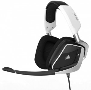 CORSAIR AUDIFONOS GAMER VOID PRO 7.1,  USB,  COLOR BLANCO - TiendaClic.mx