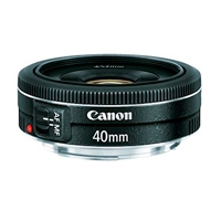 LENTE CANON EF 40MM F/ 2.8 STM DISTANCIA MIN ENFOQUE 0.3M  - TiendaClic.mx