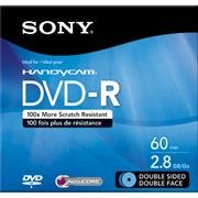 MINI DVD SONY R 2.8GB 4X 60 MIN - TiendaClic.mx