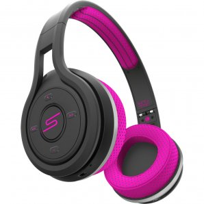 SYNC BY 50 WIRELESS ON-EAR SPOR HEADPHONES -PINK - TiendaClic.mx