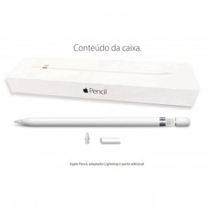 APPLE PENCIL PARA EL IPAD PRO Y IPAD 6TA GENERACION - TiendaClic.mx