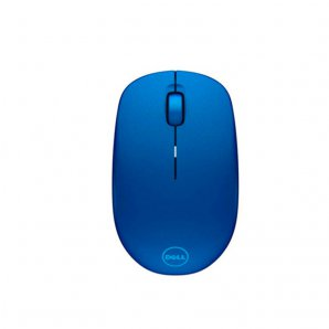 MOUSE DELL (570-AALR) WIRELESS OPTICAL, 1WYT,  BLUE - TiendaClic.mx