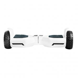 "HOVERBOARD ELECTRICO BLACKPCS 8"" BOCINA BLUETOOTH BLANCO (M408-W) - TiendaClic.mx"