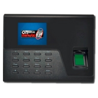 ON THE MINUTE 4.5 TERMINAL HUELLA/ DESCARGA USB NS760 200 EMPLEADOS - TiendaClic.mx