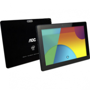 "AOC TABLETA 10.1""  LCD /  QUAD CORE /  1GB /  32GB /  ANDROID 5.1 /  BT  - TiendaClic.mx"