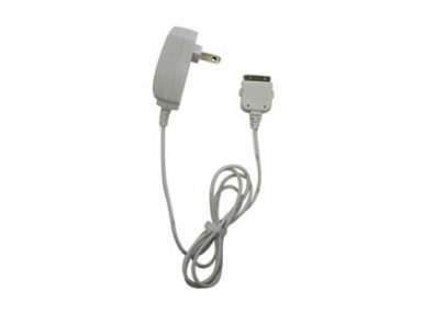CARGADOR DE PARED GINGA TECHZONE CON ENTRADA DE IPHONE 5, 6, 7 - TiendaClic.mx