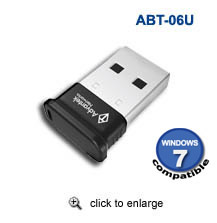 ADAPTADOR BLUETOOTH MINI ADVANTEK - TiendaClic.mx