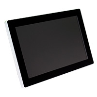 10.1 2ND DISPLAY MONITOR TOUCH (1280X800/ 16:9)  - TiendaClic.mx