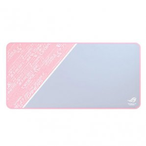 MOUSE PAD ASUS NC01-ROG SHEATH PNK 900x440x3 mm - TiendaClic.mx