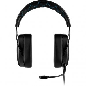 HEADSET CORSAIR HS50 PRO STEREO GAMING BLUE CA-9011217-NA - TiendaClic.mx