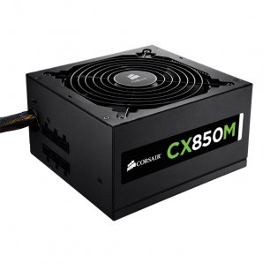 CORSAIR FUENTE DE PODER CX850M 850W 80 PLUS BRONZE - TiendaClic.mx