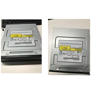 DVD WRITER 22X DUAL LAYER SATA NEGRO SIN LOGO RECONSTRUIDO/  REFURBISHED - TiendaClic.mx