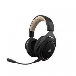 CORSAIR HEADSET HS70 SE WIRELESS VIRTUAL 7.1  - TiendaClic.mx