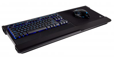 CORSAIR LAPBOARD GAMING TECLADO K63 + MOUSE CH-9510000-WW - TiendaClic.mx