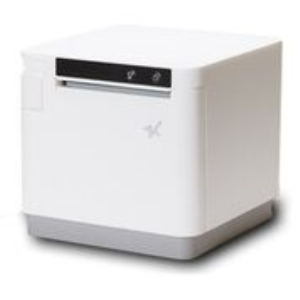 "mC-Print3,  Thermal,  3"",  Cutter,  Ethernet (LAN),  USB,  CloudPRNT,  Peripheral Hub,  White,  Ext PS included - TiendaClic.mx"