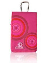 ESTUCHE TECH ZONE P/ CAMARA RIPPLES PINK - TiendaClic.mx