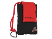 ESTUCHE TECH ZONE P/ CAMARA TWILIGHT NEGRO/ ROJO - TiendaClic.mx
