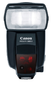 FLASH CANON SPEEDLITE 580EX II - TiendaClic.mx
