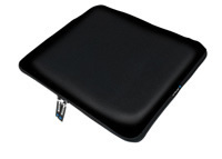 FUNDA DE NEOPRENO P/ NOTEBOOK ACTECK 15 NEGRA - TiendaClic.mx