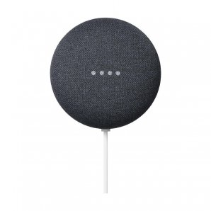 GOOGLE NEST MINI 2ND GEN CHARCOAL GA00781-US - TiendaClic.mx