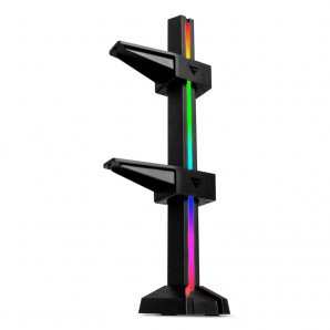 SOPORTE PARA TARJETA DE VIDEO GAME FACTOR GSG500 AJUSTABLE NEGRO RGB - TiendaClic.mx
