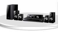 HOME THEATERS BLU-RAY 3D SAMSUNG HT-D5500 5.1 CANALES - TiendaClic.mx