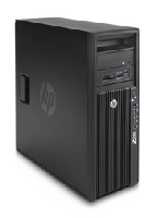 HP WORKSTATION Z220 CMT XEON E3-1240 3.4 GHZ QC /  8GB /  2TB /  NVIDIA K600 1GB /  / WIN 8-7 - TiendaClic.mx