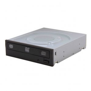 DVD WRITER LITE ON IHAS124-14 DUAL-LAYER SATA 24X NEGRO - TiendaClic.mx