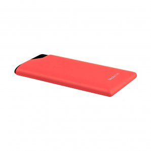 POWER BANK ACTECK MOBIFREE 6K MAH COLOR ROJO CON DISPLAY Tarjeta Madre 923484 - TiendaClic.mx