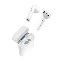 AUDIFONO (IN EAR) INTRAUDITIVOS SOULBUDS AIR MOBIFREE/ ACTECK/ CONEXION INALAMBRICA/ / TRUE WIRELESS/ BATERIA INTEGRADA/ BASE DE CARGA/ COLOR BLANCO/ MB-929738 - TiendaClic.mx