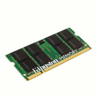 MEMORIA SODIMM DDR2 2 GB PC667 MHZ KINGSTON - TiendaClic.mx
