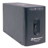 NO BREAK INTERACTIVO KOBLENZ 1500VA /  900W CONT 7 CON BAT4 Y 3 CON SUPR/ USB/ RJ11/ RJ45/  HASTA 180MIN - TiendaClic.mx