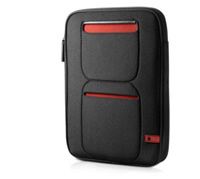 OP MINI FUNDA HP CASE 10.1 RED - TiendaClic.mx