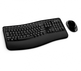 Kit Microsoft Teclado y Mouse 5050 Wireless - TiendaClic.mx