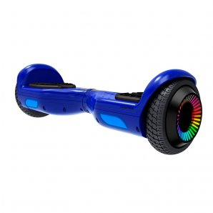 HOVERBOARD ELECTRICO SWAGTRON TWIST REMIX T881 LED BLUE - TiendaClic.mx