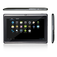 TABLET IVIEW-754TPC PANTALLA 7 MULTITOUCH, CPU 1.2GHZ,  MEMORIA 4GB,  ANDROID 4.0 - TiendaClic.mx