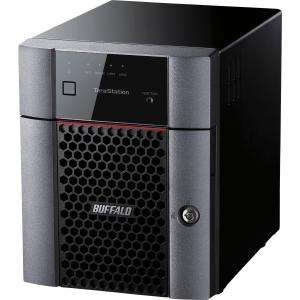 BUFFALO TERASTATION 3410D 4-BA Y 16 TB DESKTOP NAS FOR SMALL BUSIN - TiendaClic.mx