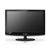 TV MONITOR LCD SAMSUNG 18.5 WIDESCREEN NEGRO PIANO 933HD+ - TiendaClic.mx
