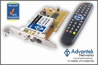 TV TUNNER PCI ADVANTEK CON CAPTURA DE VIDEO Y CONTROL REMOTO - TiendaClic.mx