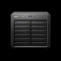 UNIDAD DE EXPANSION SYNOLOGY DX1215 12 BAHAS/ SATA II Y III/ HASTA 120TB/ HOT SWAP - TiendaClic.mx