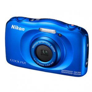 NIKON CAMARA 13.2MP /  WIFI /  BT /  NFC /  VIDEO FHD /  AZUL - TiendaClic.mx