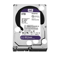 DD WD PURPLE/  3.5/  3TB/  SATA3 6GB/ S - TiendaClic.mx