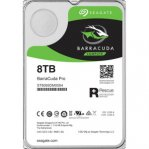DD INTERNO SEAGATE BARRACUDA PRO 3.5 8TB/ SATA3/ 6GB/S/7200RPM/ /CACHE 256MB/ PC - TiendaClic.mx