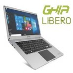 PORTATIL GHIA LIBERO E 14.1PULG/ CELERON N3350/ 4GB/32GB SLOT HDD 2.5/ HDMI/ WIFI/ BT/ W10HOME - TiendaClic.mx