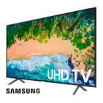 "SAMSUNG SMART TV 55"" LED SERIE NU7300 UHD 3840 X 2160 3HDMI 2USB CURVA - TiendaClic.mx"