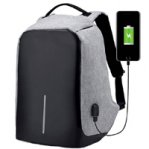 BACK PACK ANTIRROBO TECHZONE TZ18LBP02 DE 15.6 - TiendaClic.mx